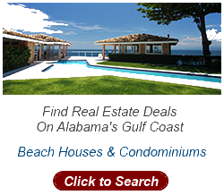 Alabama Gulf Coast Real Estate For Sale