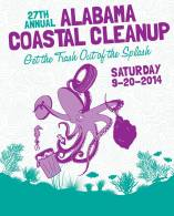 Alabama Coastal Cleanup