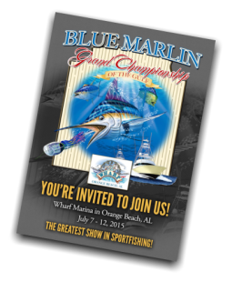 Orange Beach Marlin Fishing Tournament