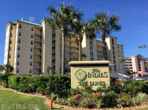 The Indies Condominium For Sale, Gulf Shores Alabama