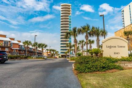 Lagoon Tower Beach Condo For Sale, Gulf Shores Alabama