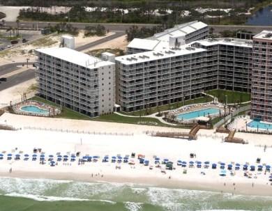 Orange Beach Alabama Condominium For Sale, Seaside Beach & Racquet Club