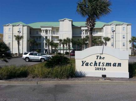 Orange Beach Alabama Condo For Sale, The Yachtsman